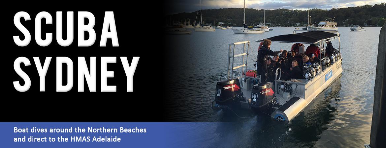 Scuba dive Sydney
