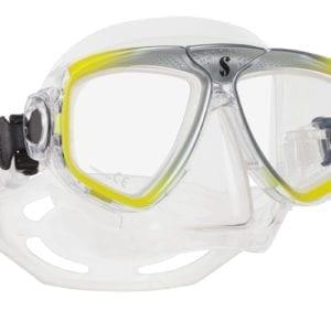 Scubapro Zoom Evo Clear-Yellow