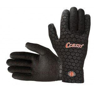 cressi spider gloves